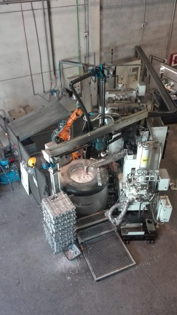 Inyectora PT450